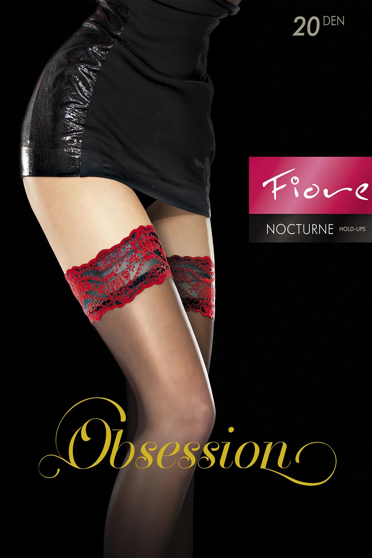 Obsessive Electra koszulka+stringi - czarny